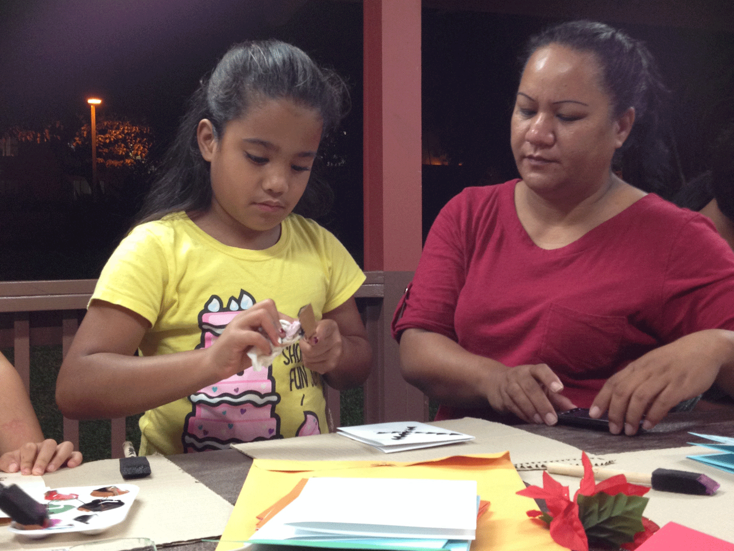 Creating Christmas Cards 2013